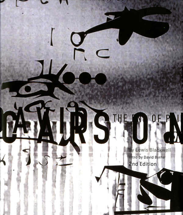 The End Of Print David Carson Design