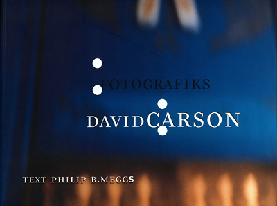 fotografiks david carson design