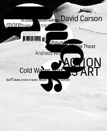 AVT 101 FINAL PROJECT: Favorite Work Archives: Magazine